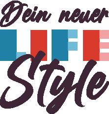 Dein neuer Lifestyle - Logo