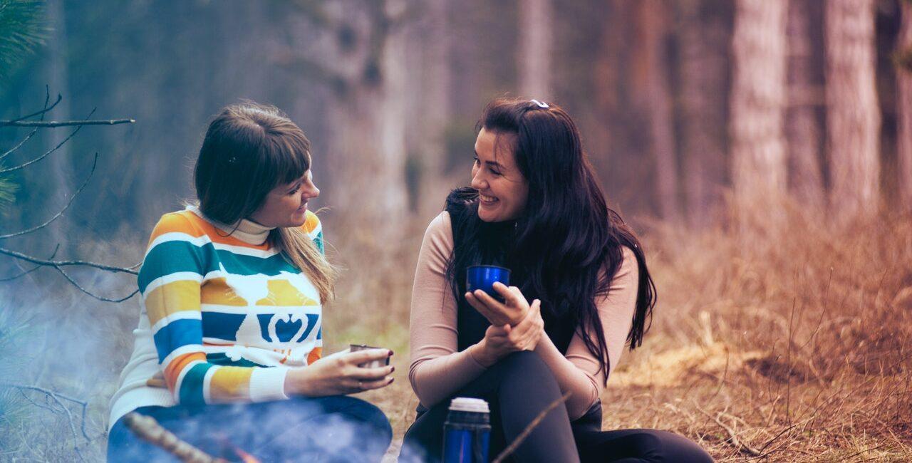 Echte Gespräche
