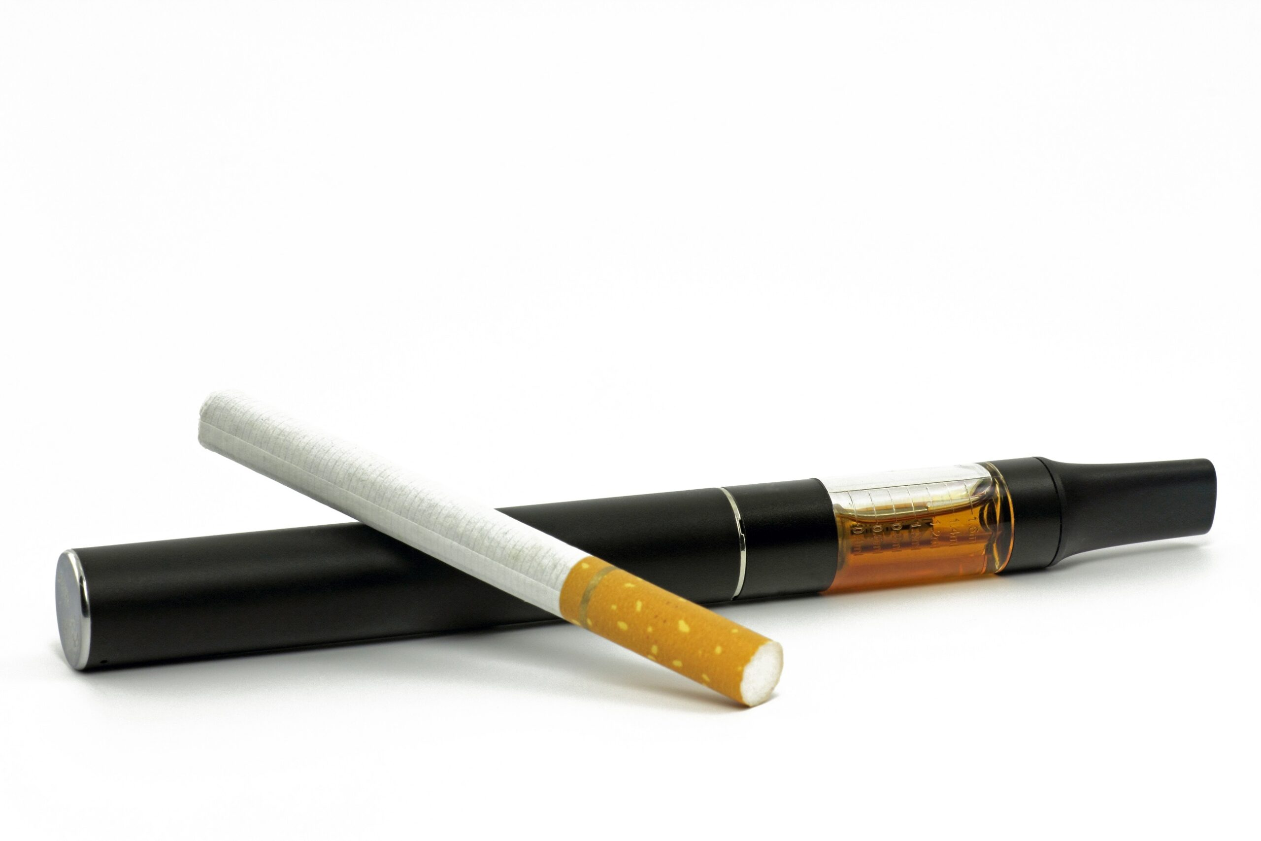 Zigarette und E Zigarette