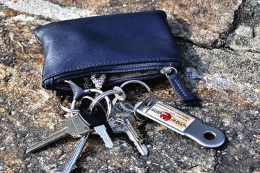 Schlüsselmäppchen